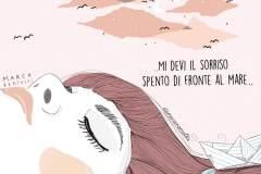 """AIELLO - """"La mia ultima storia"""" (illustrazione in collaborazione con Antonella Gagliano @itsmecaramella)"""