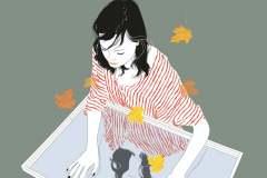 Leaf (illustrazione di Marco Bertucci)