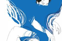 """Bianco - """"Quello che non hai"""" (illustrazione di Marco Bertucci)"""