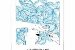 """Carl Brave x Franco 126 - """"Medusa"""" (illustrazione di Marco Bertucci)"""