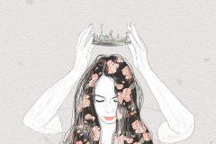 Crown (illustrazione di Marco Bertucci)