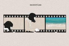 Memories (illustrazione di Marco Bertucci)