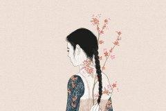 Primavera (illustrazione di Marco Bertucci)