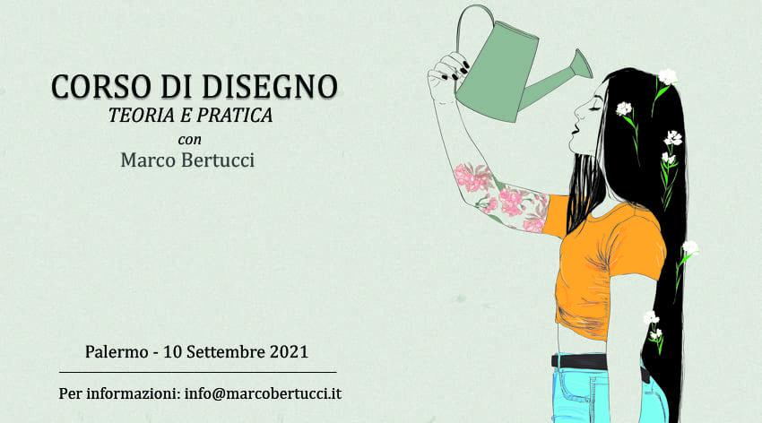 Corso di disegno a Palermo
